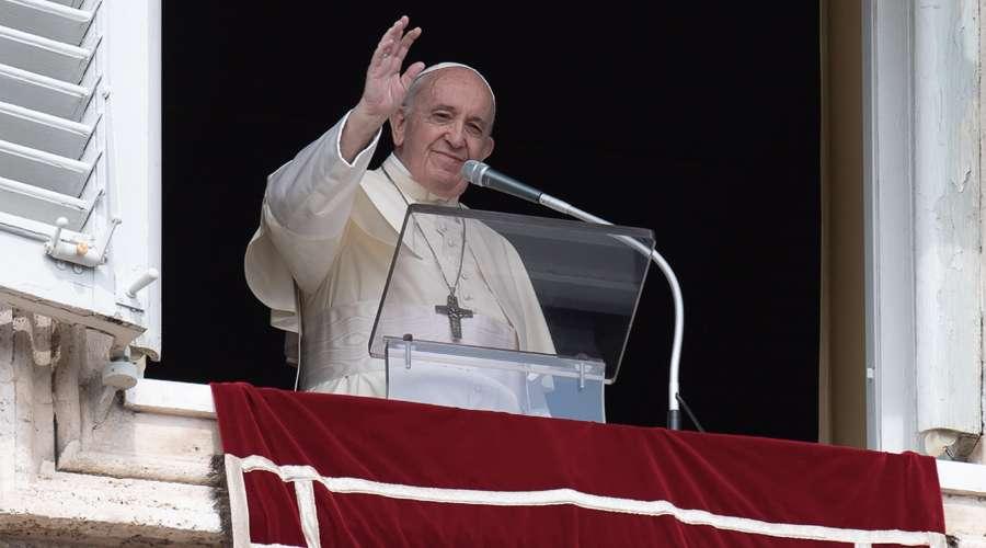 Papa Francisco recuerda que la meta definitiva de la vida es el encuentro con Dios