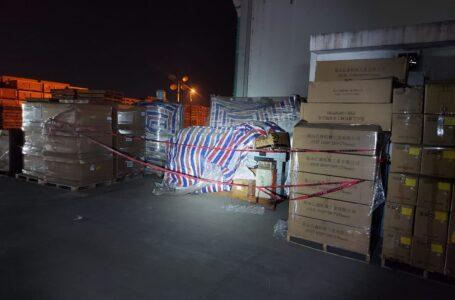 Encuentran droga en maquiladora de Tijuana