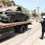 Ayuntamiento va por vehículos abandonados; ya removió mil 300