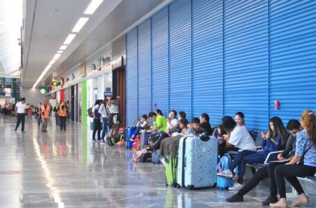 Aeropuerto de Tijuana perdió 29 porciento por pandemia