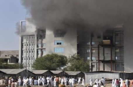 VIDEO: Cinco muertos en un incendio en el Serum Institute of India, el mayor fabricante de vacunas del mundo