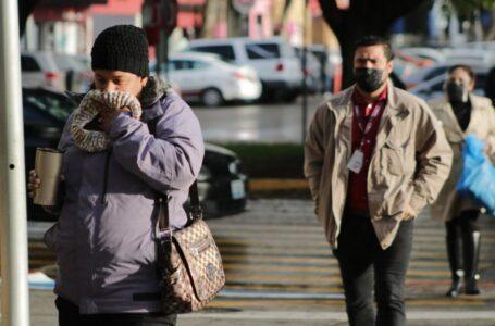 Frío viento para la noche de este sábado en Tijuana
