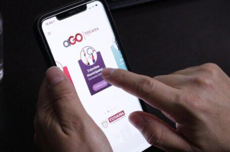 El gobierno de Tijuana tiene aplicación digital