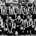 CF Asturias, el primer campeón profesional de México