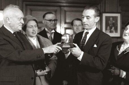 Stanley Matthews, el primer Balón de Oro de la historia