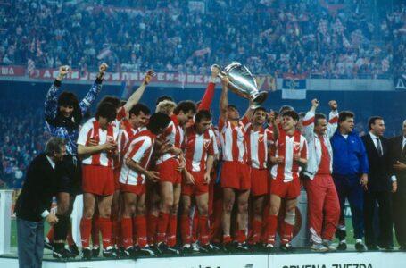 El Estrella Roja y el último gran triunfo de Yugoslavia