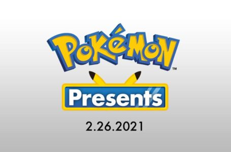 Una presentación con novedades de Pokémon para el 26 de febrero