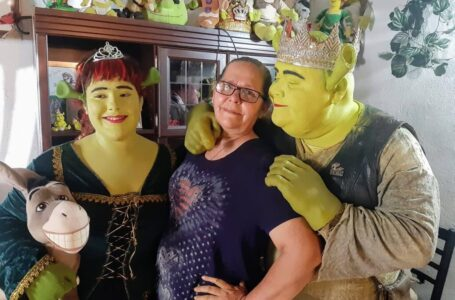 ¿Conoces al Shrek de Tijuana?
