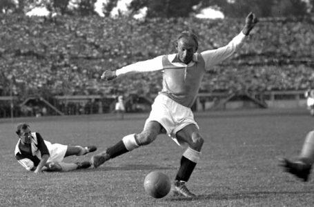 El futbolista que dio la espalda al nazismo