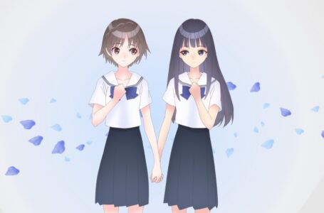El anime de Blue Reflection Ray se estrenará el 9 de abril