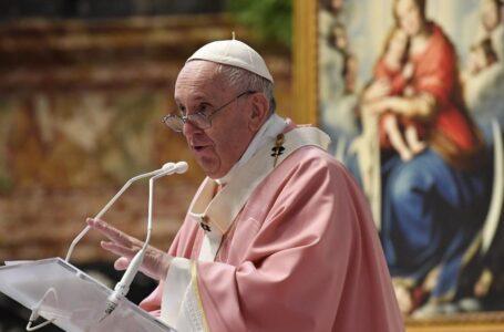 El Papa encomienda Paraguay a la Virgen de Caacupé frente a la violencia