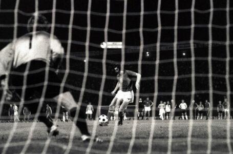 El origen del penalti a lo Panenka