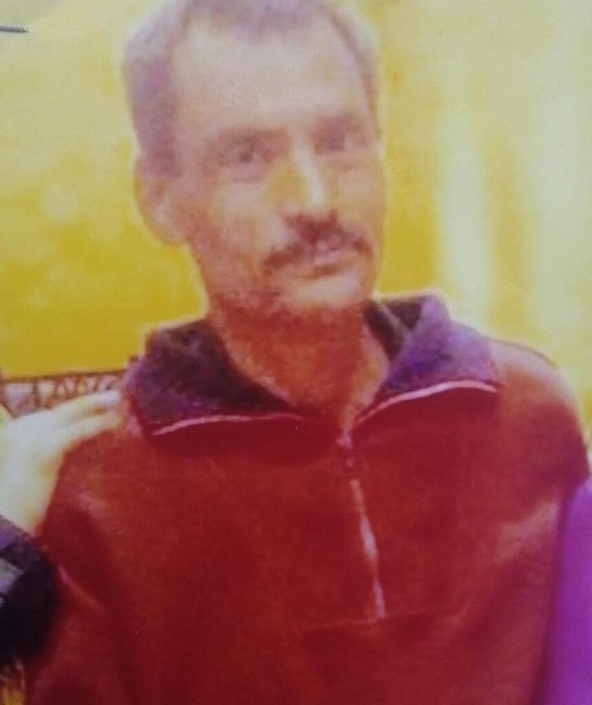 Solicitan apoyo para localizar a Juventino Barrios Herrera