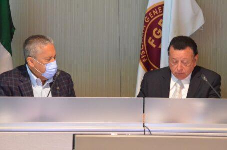 Se reúne Fiscal General del estado con Coparmex Tijuana