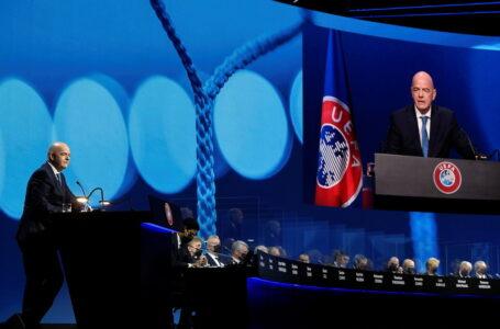 Todas las federaciones integradas en la UEFA aprueban por unanimidad una declaración contra la creación de la Superliga