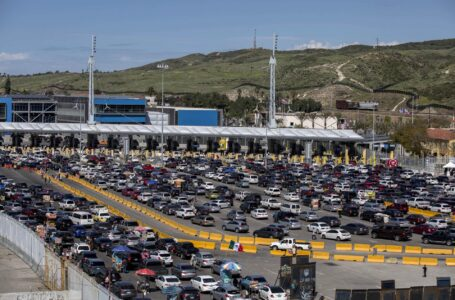 Aún sin fecha la reapertura de la frontera