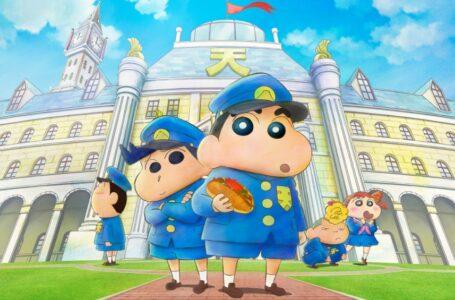 Retrasan el estreno de la nueva película de Shin-chan por el COVID-19