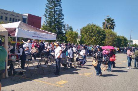 Ponen en pausa vacunación contra Covid en Tijuana
