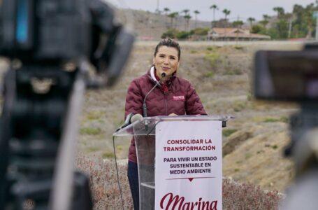 No permitiré más aguas negras en nuestros mares: Marina del Pilar