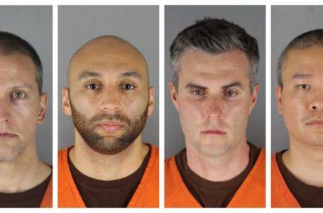 Presentan nuevos cargos contra los cuatro expolicías involucrados en el asesinato de George Floyd