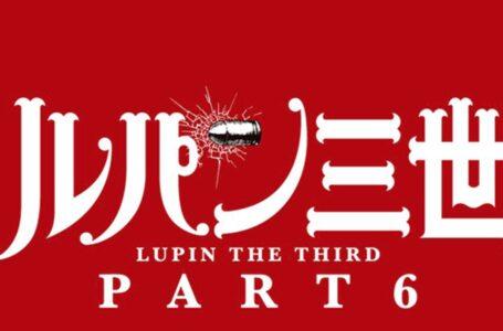 Anuncian el anime Lupin the Third PART 6 y fechan su estreno para Octubre