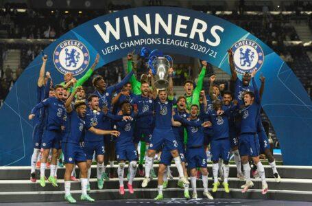 El Chelsea es nuevo campeón de la Champions League