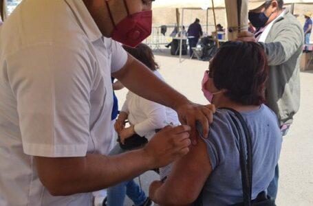 Se registran 230 mil personas de 18 a 39 años en Baja California para vacuna