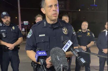 Arrestan a hombre tras tiroteo en Austin que dejó 14 heridos