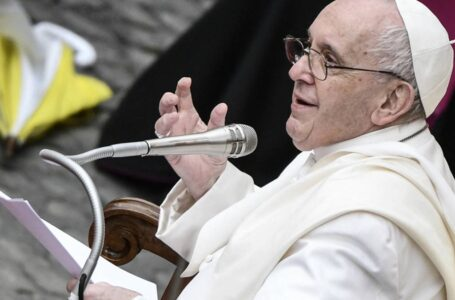 Papa Francisco: Siempre podemos contar con la oración de Jesús