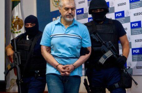 Dan suspensión provisional a Eduardo Arellano Félix