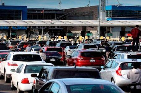 Apertura de frontera México-EU será 'gradual' en próximas semanas