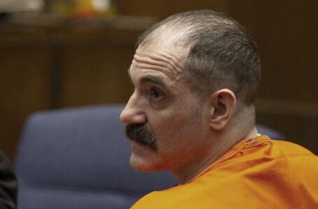 Condenan a muerte al 'destripador de Hollywood', quien asesinó brutalmente a dos mujeres, entre ellas, la exnovia de Ashton Kutcher