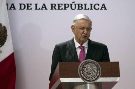 Grupos de periodismo objetan discurso de presidente mexicano
