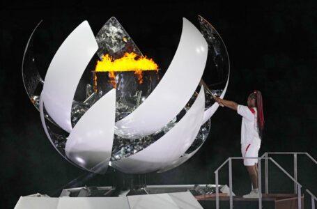 Con acto mesurado y estadio vacío, Tokio abre sus Juegos