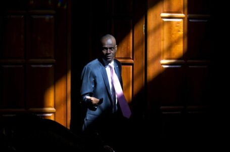 Haití arresta 2 haitiano-estadounidenses por muerte de Moïse