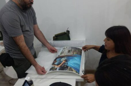 Angélica Escoto, artista visual de Tijuana, expone fotos en San Diego