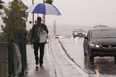Pronostican lluvia en Tijuana