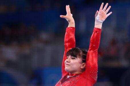 La mexicana Alexa Moreno se queda a 17 centésimas de ganar el bronce en la final de salto de caballo en los JJ.OO de Tokio