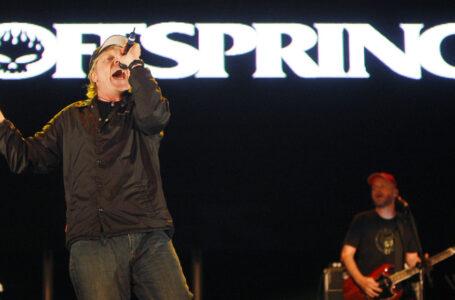 Despiden al baterista de The Offspring por no vacunarse contra el covid-19