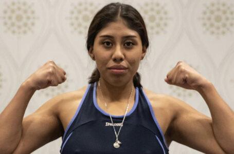 La boxeadora mexicana 'Chiquitaboom' permanece en estado crítico tras recibir un 'nocaut' en un combate en Canadá