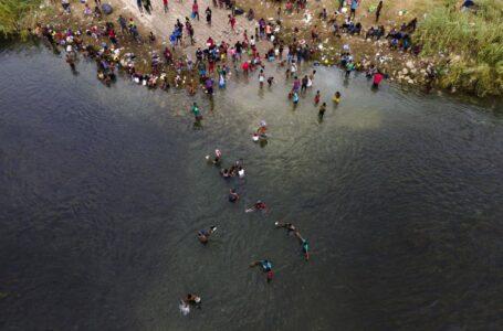 Menos opciones para haitianos en la frontera México-Texas