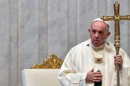 El Papa Francisco pide a los cristianos que estén atentos frente a este ataque del diablo
