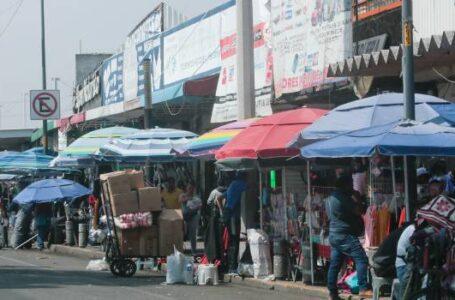 Sancionan a 20 vendedores ambulantes por no acatar protocolos sanitarios