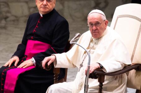 """Papa Francisco alerta sobre la rigidez: """"Detrás no está el Espíritu de Dios"""""""